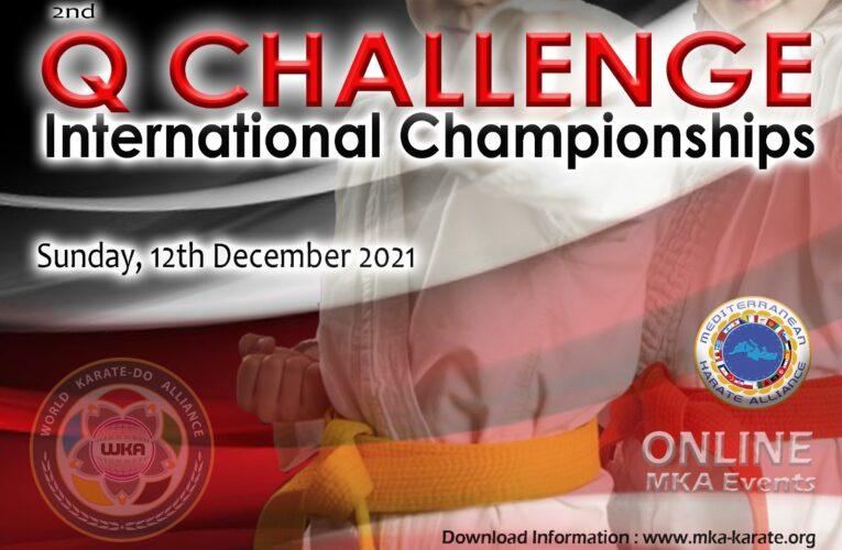 Q Challenge Online Championships