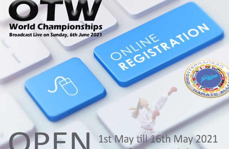 OTW Online Registrations